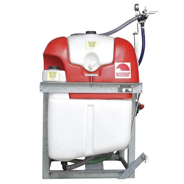 Anbau-Grundgerät GL400PE