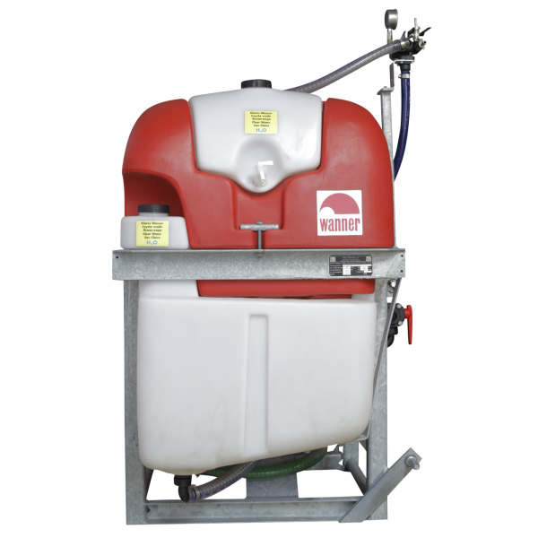 Anbau-Grundgerät GL500PE