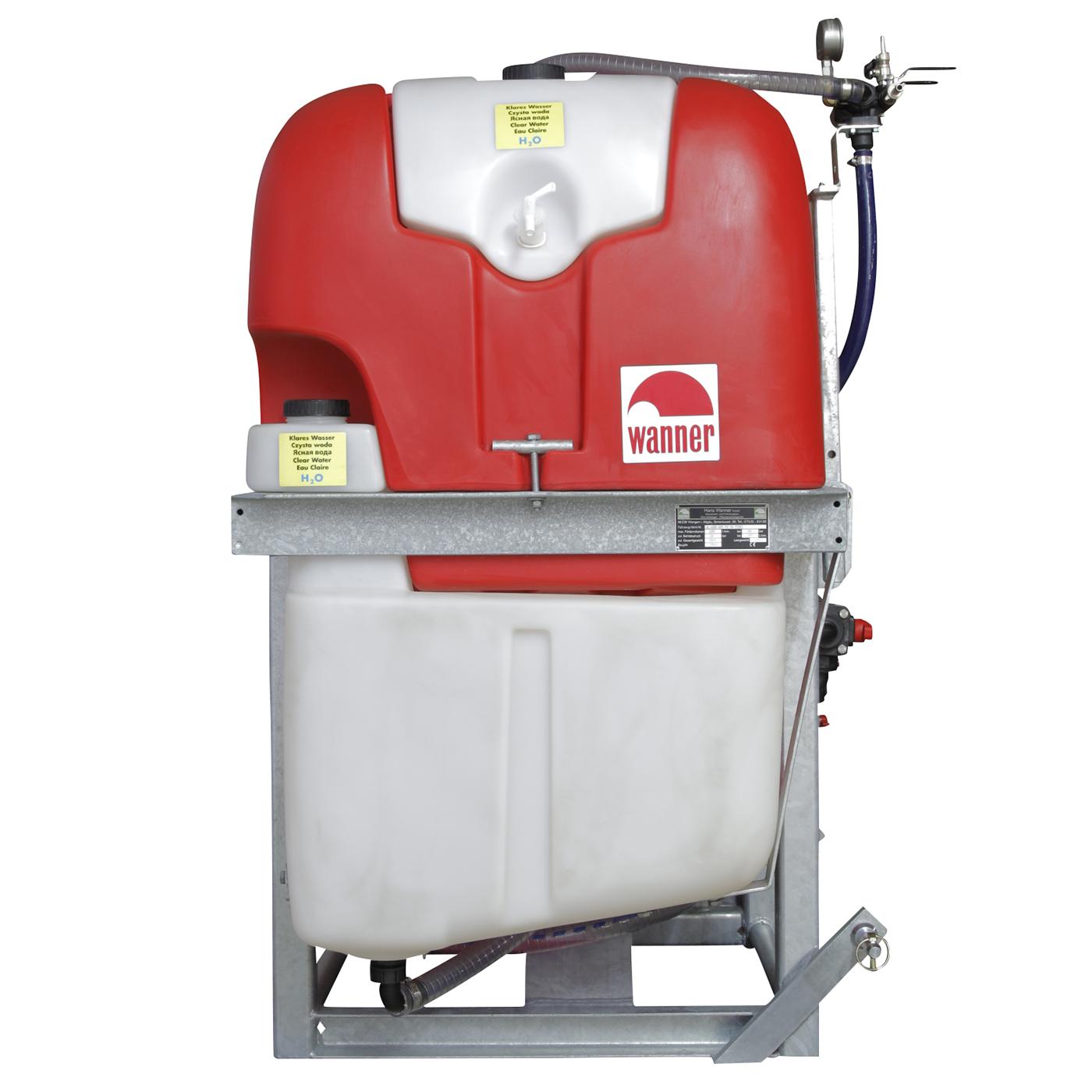 Anbau-Grundgerät GL600PE