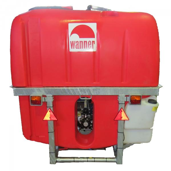 Anbau-Grundgerät GL800PE
